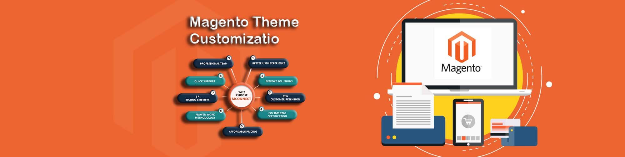 Magento Theme Customization